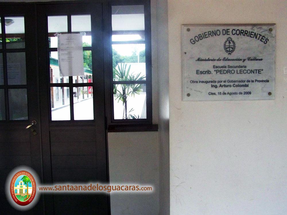 Colegio Pedro Leconte
