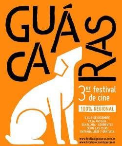 poster festival de cine guacaras 2013