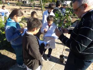 Ingeniero Mestres, entrevistado por alumnos