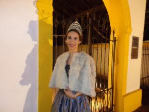 Maya De Pedro, reina de la Fiesta del Mango