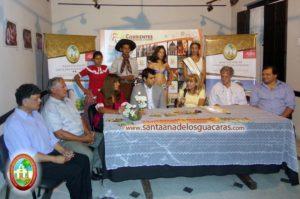Presentación de Carnavales 2015 y Festival del Mango, en el Ministerio de Turismo de Corrientes