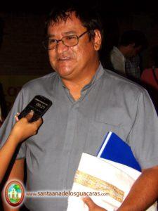 Sacerdote Sandro Zacarías