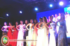 Las 11 postulantes a Reina del Festival del Mango