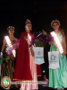 Reina y princesas del Segundo Festival del Mango