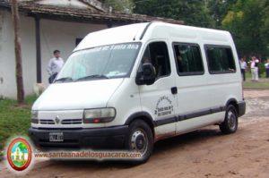 Equipo municipal rumbo a la Peregrinación de los Tres Pueblos a asisitir a peregrinos