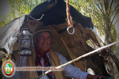 Tradicional desfile gaucho