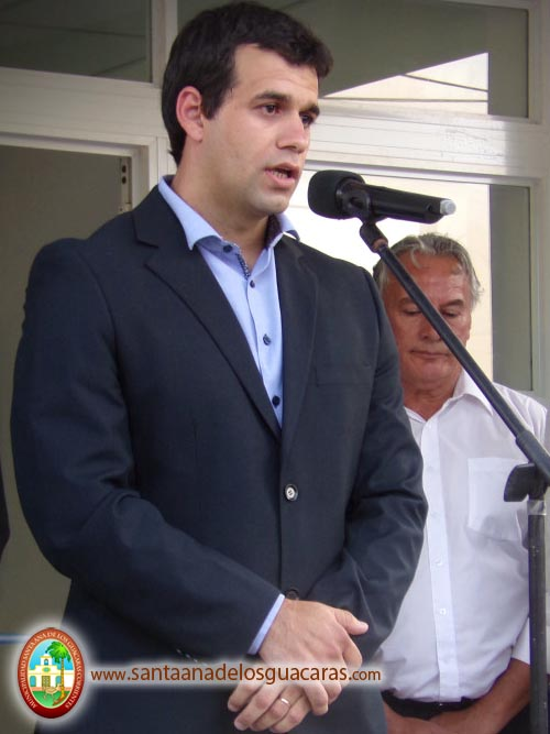 Intendente Augusto Navarrete