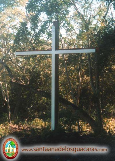 Ya se ha plantado la Cruz