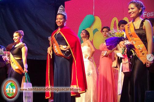 Reina y Princesas Festival del Mango 2016