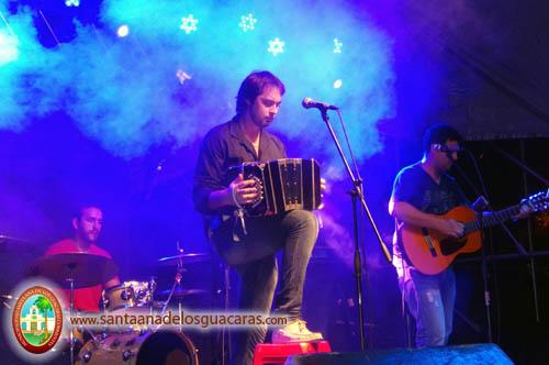 Diego Gutiérrez - Una de las sorpresas de la noche