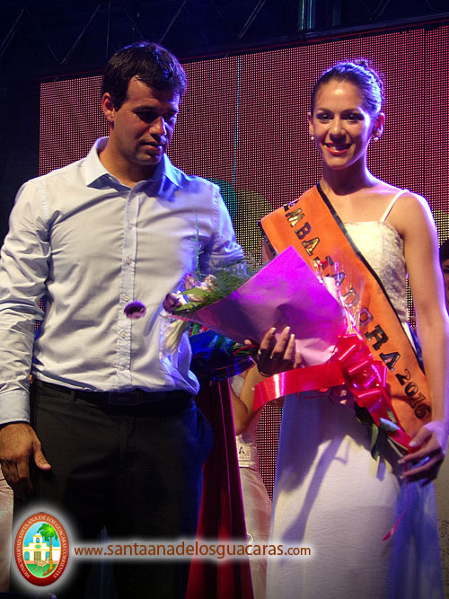 Caterina Romero, será Embajadora del Festival del Mango