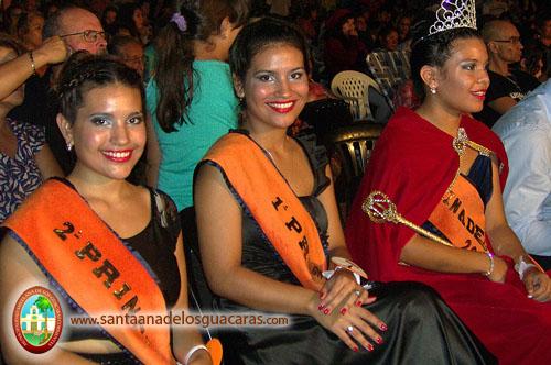 Las representantes del Festival del Mango 2016