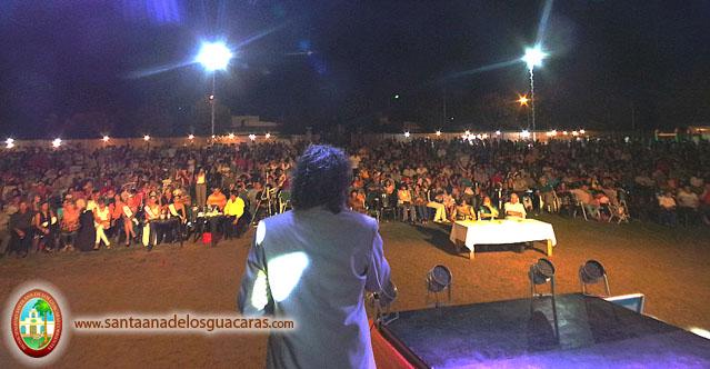 Siete mil personas hicieron al éxito del Tercer Festival del Mango