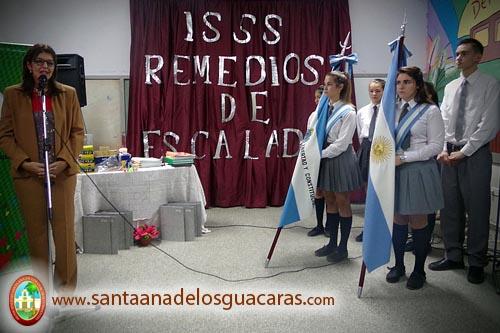 Magíster Susana Nugara, Directora de Enseñanza Superior de Corrientes