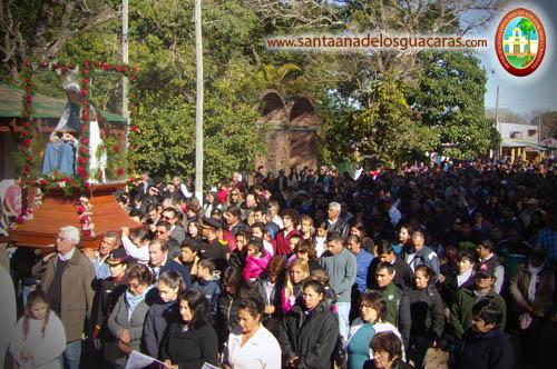 Fiesta Patronal, uno de los mayores eventos del pueblo