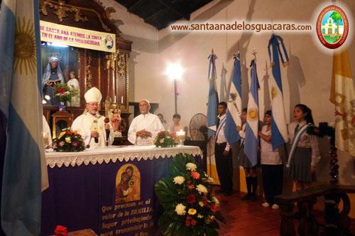 Tedeum, presidido por monseñor Andrés Stanovnik