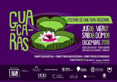 banner festival de cine guacaras 2018