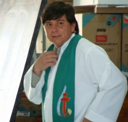 img del Padre Guillermo Danuzo