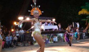 foto del carnaval de santa ana de los guacaras 2019
