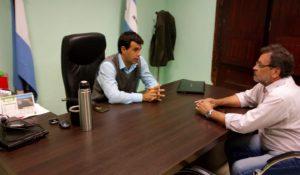 foto de reunion José Gea y Augusto Navarrete
