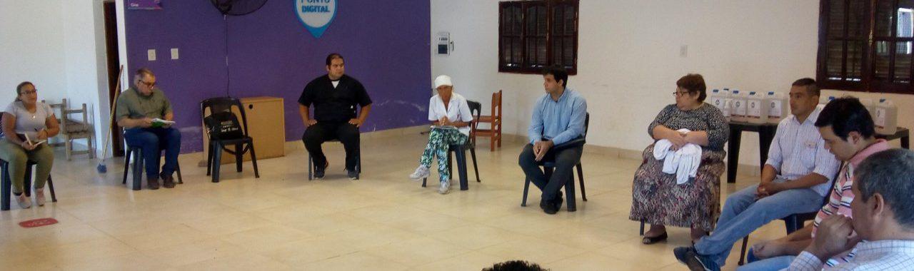 foto de reunion