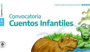 invitacion Convocatoria de cuentos infantiles